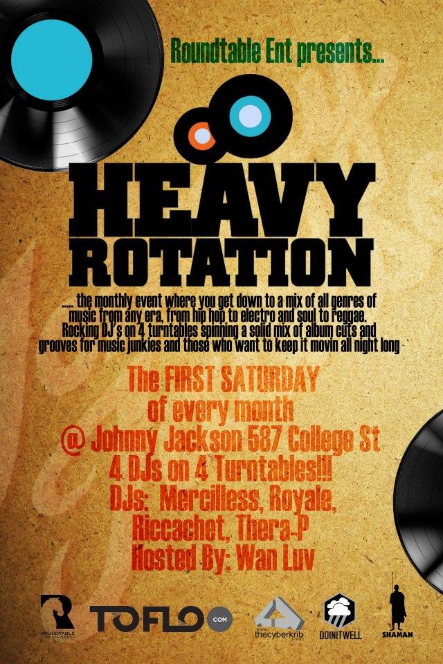 Heavy Ro 2013