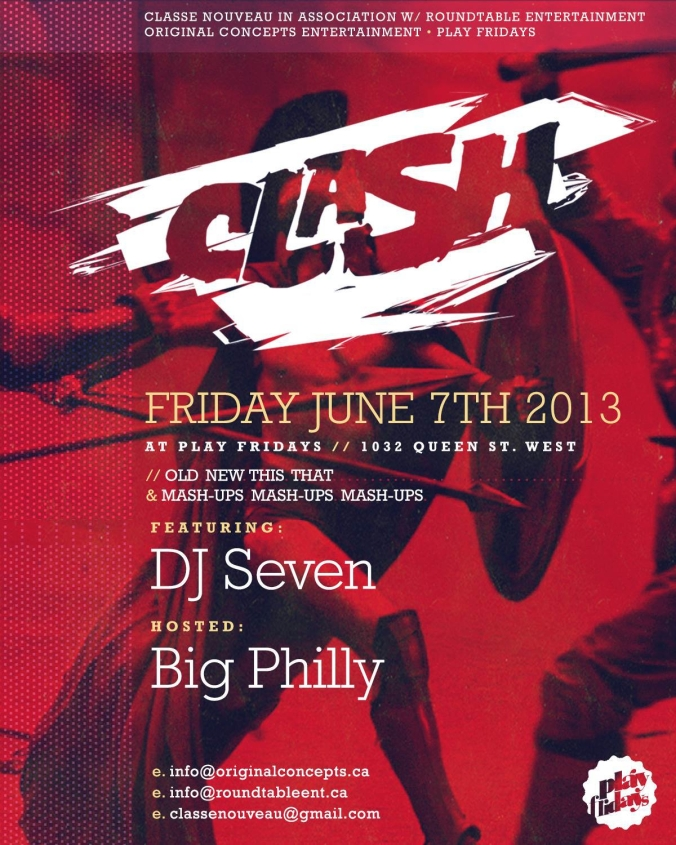 Clash June 7 2013