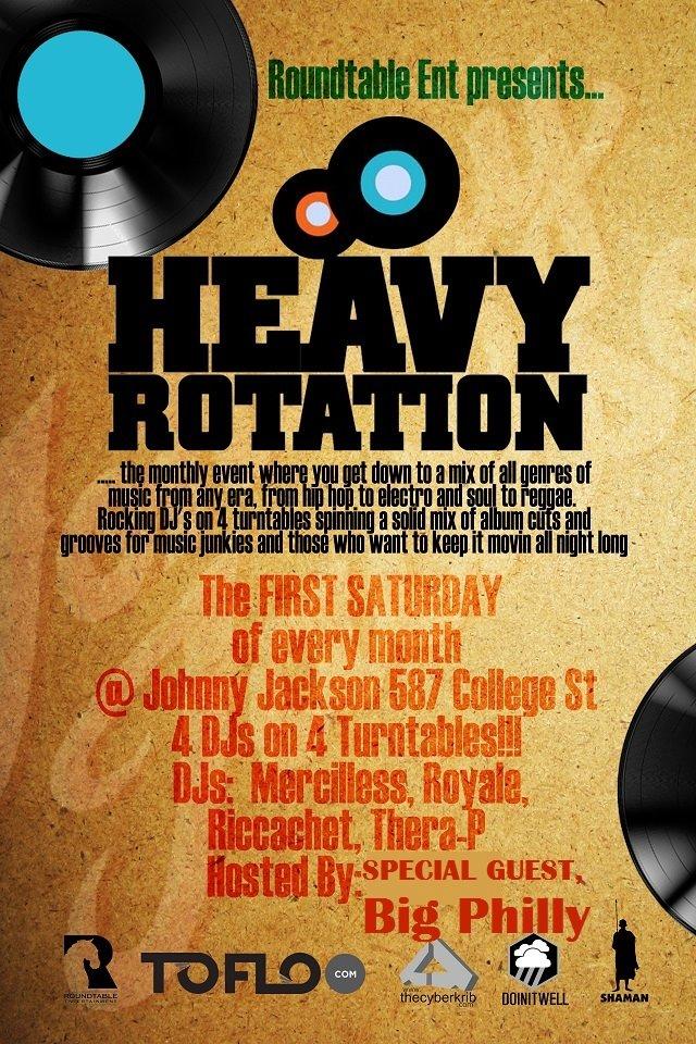 Heavy Rotation - Nov '13
