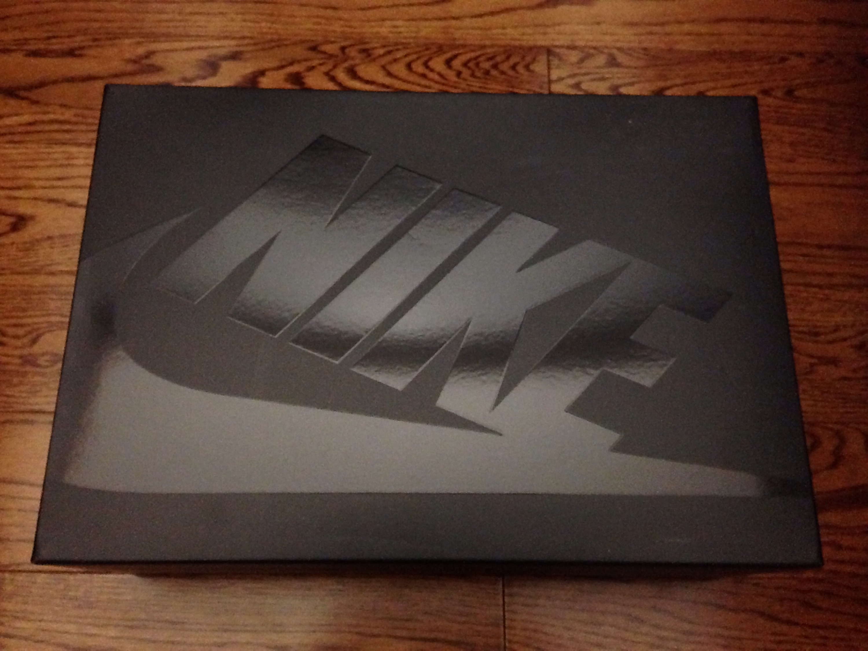 Nike Foamposite Box