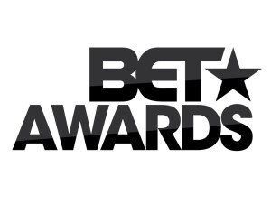 BET AWARDS LOGO bw